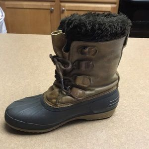 Sorel Badger Mid Calf Boots